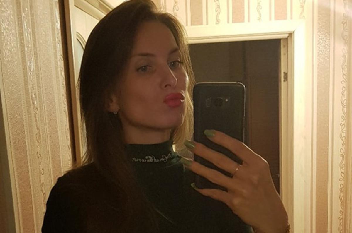 Olga Shlyamina Russian beauty queen beheaded