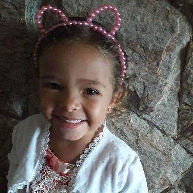 Brazil three year old girl beaten to death mother and stepmother wetting bed