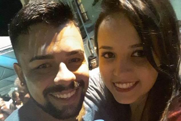 Christopher Anthony Tavares Coelho and Leticia Lopes Fonseca