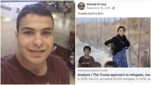 Ahmad Alissa Facebook page