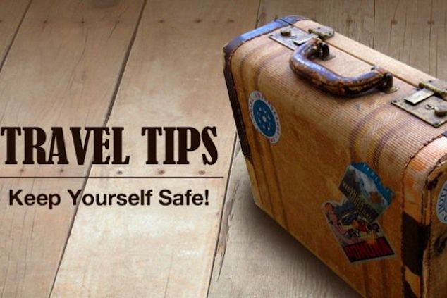 How to Stay Safe When Traveling