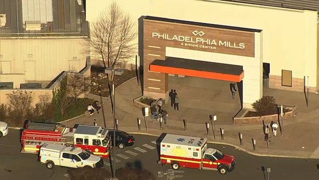 Philadelphia Mills Mall shooting