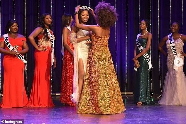 Najeebat Sule Philadelphia Nigerian beauty queen PhD