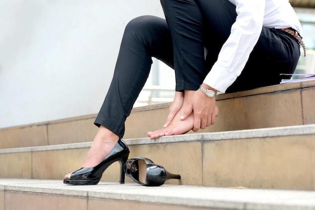 Painful heels solutions