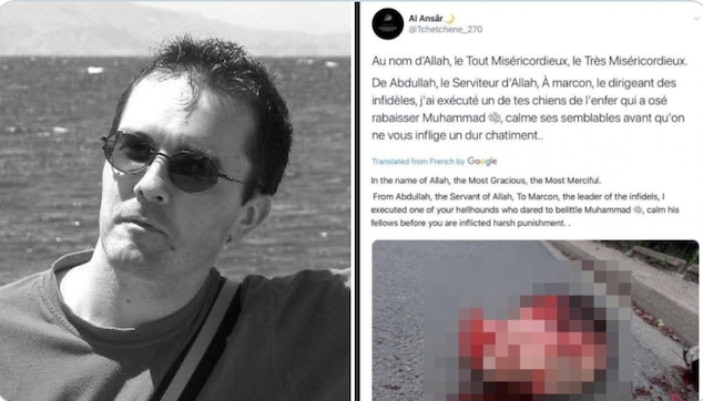 French students admits lying about Samuel Paty Paris teacher