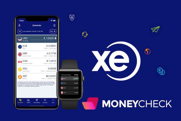 International Money Travel App