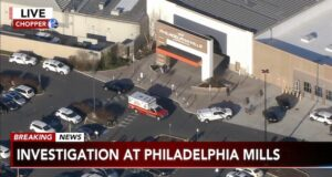 Philadelphia Mills Mall shooting