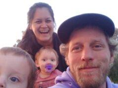 Erik Denton father Reseda stabbed children
