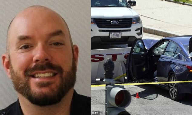 Noah Green Indiana Capitol attack
