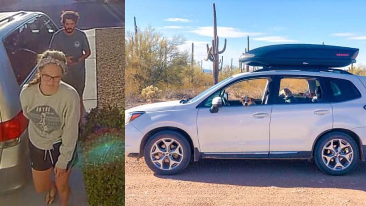 Alexander Lofgren Emily Henkel Death Valleycamping trip