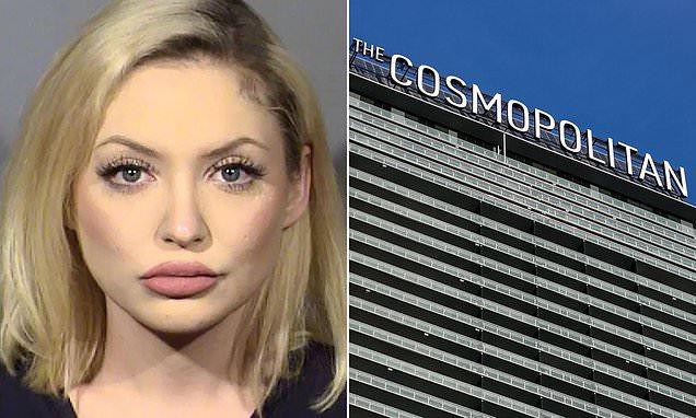 Windy Rose Jones Las Vegas prostitute