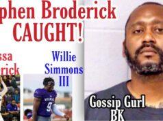 Alyssa Broderick & Willie Simmons III