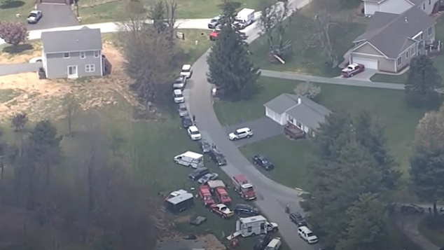 Boone County NC standoff shooting