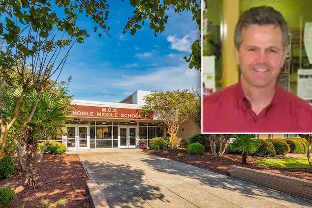 David Eugene Bostian North Carolina assistant principal found dead