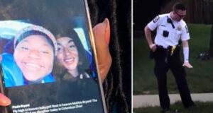 Ma'Khia Bryant shooting Columbus police