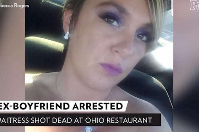 Rebecca Jean Rogers Canton Ohio waitress