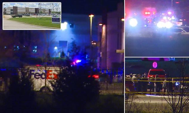 Fedex Indianapolis Mass Shooting