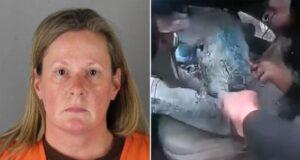 Kimberly Potter charged: Mugshot picture