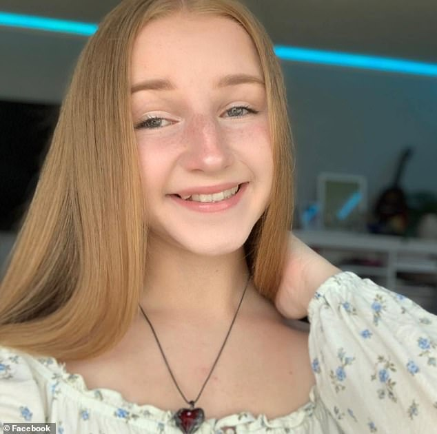 Florida teen girl electrocuted downed power line Florida storm