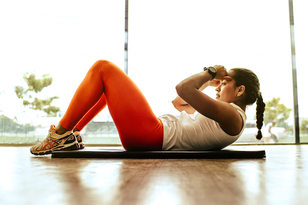 Staying Fit & Healthy for Women