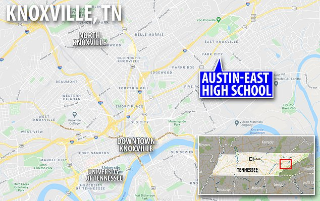 Austin-East Magnet High school shooting in Knoxville TN