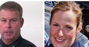 Officer Kim Potter resigns