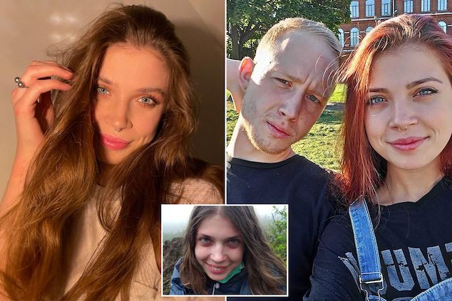 Veronika Troshina and Mikhail Morozov Russian adult stars