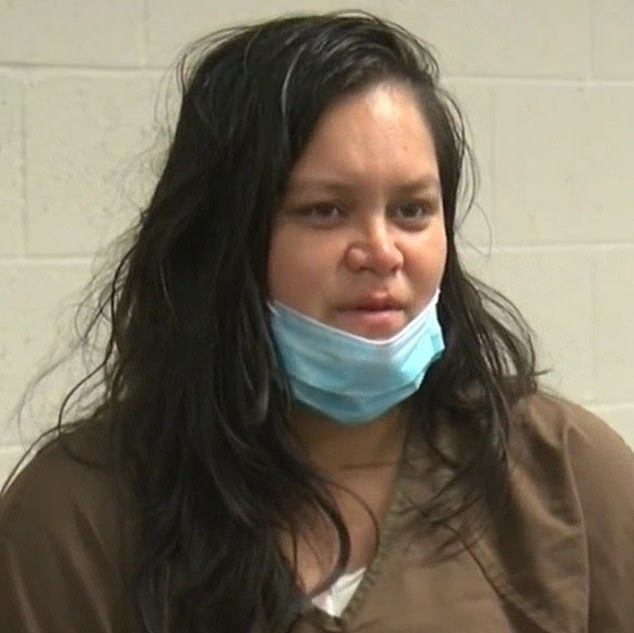Liliana Carrillo confesses drowning kids interview