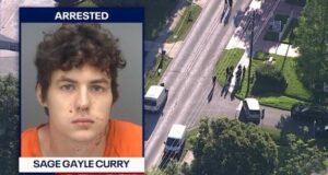 Sage Curry Largo Florida teen