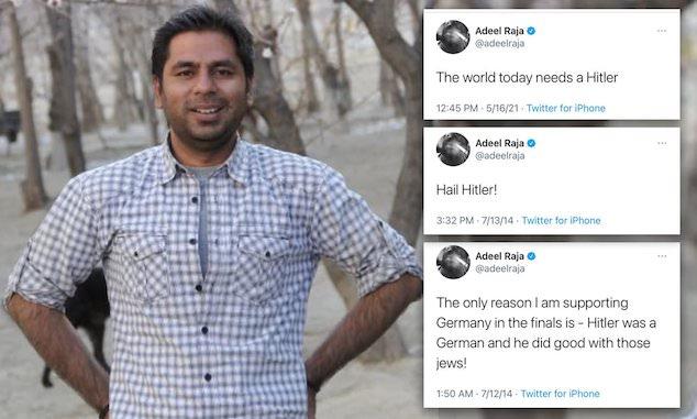 Adeel Raja CNN freelance journalist