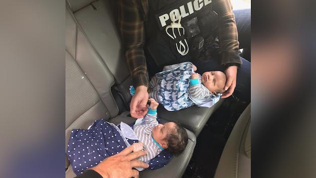 Rincon Georgia woman kidnaps Savannah twin babies