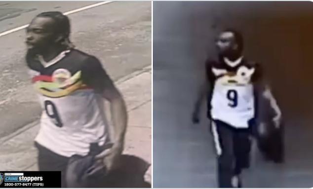 Farrakhan Muhammad Times Square shooting suspect