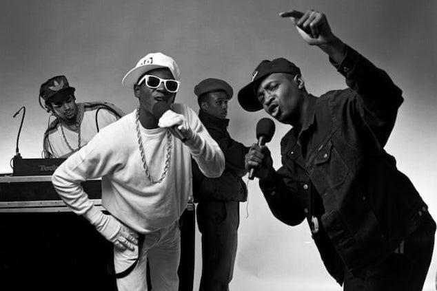 Hip Hop promotion