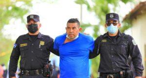 Hugo Osorio Chavez El Salvador cop