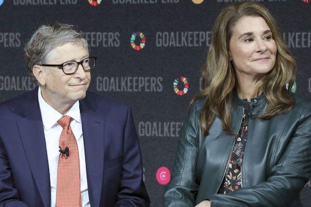 Melinda & Bill Gates divorce
