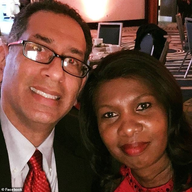 Brenda & Edward McDaniel Jr Springfield Virginia