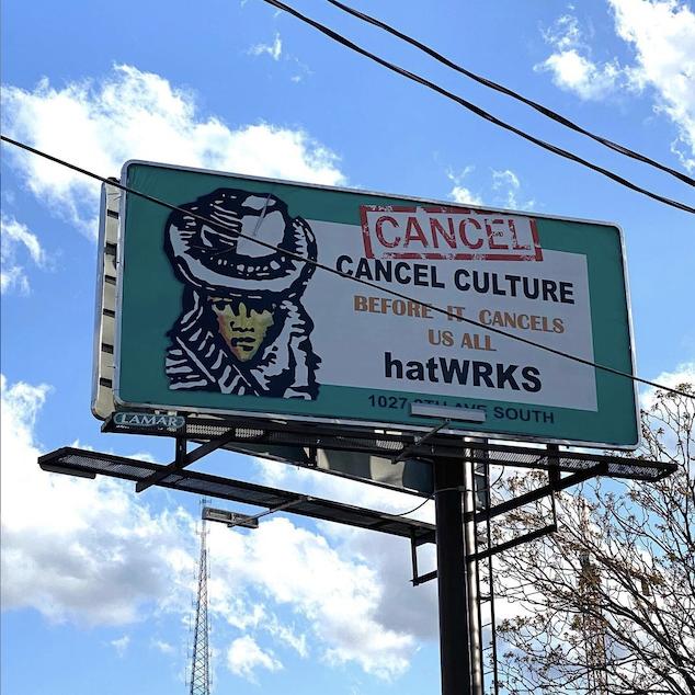Gigi Gaskins hatWRKS Nashville