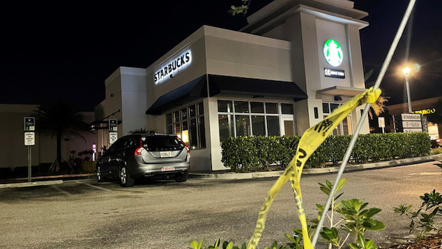 Lake Worth Beach Florida Starbucks shooting