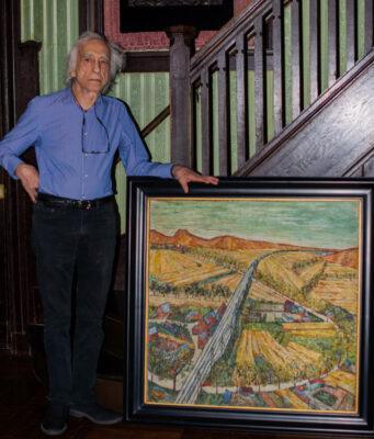 Stuart Pivar Van Gogh masterpiece discovery