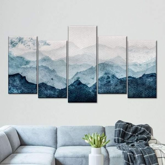 Different Types of Wall Arts