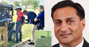 Salil Zaveri Puerto Rico businessman shoots & kills dog on golf course