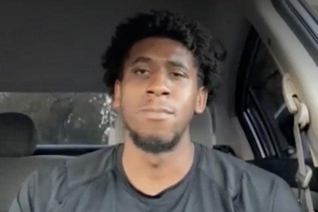 Kendall McIntosh black Amazon driver