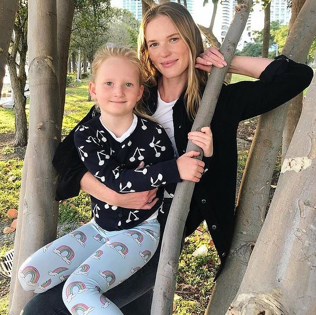 Anne Vyalitsyna child support