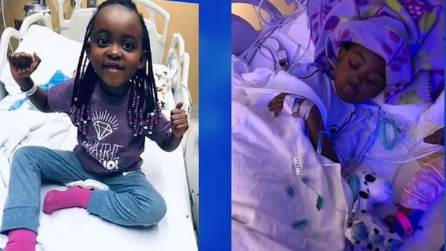 Medical child abuse of adopted black daughter