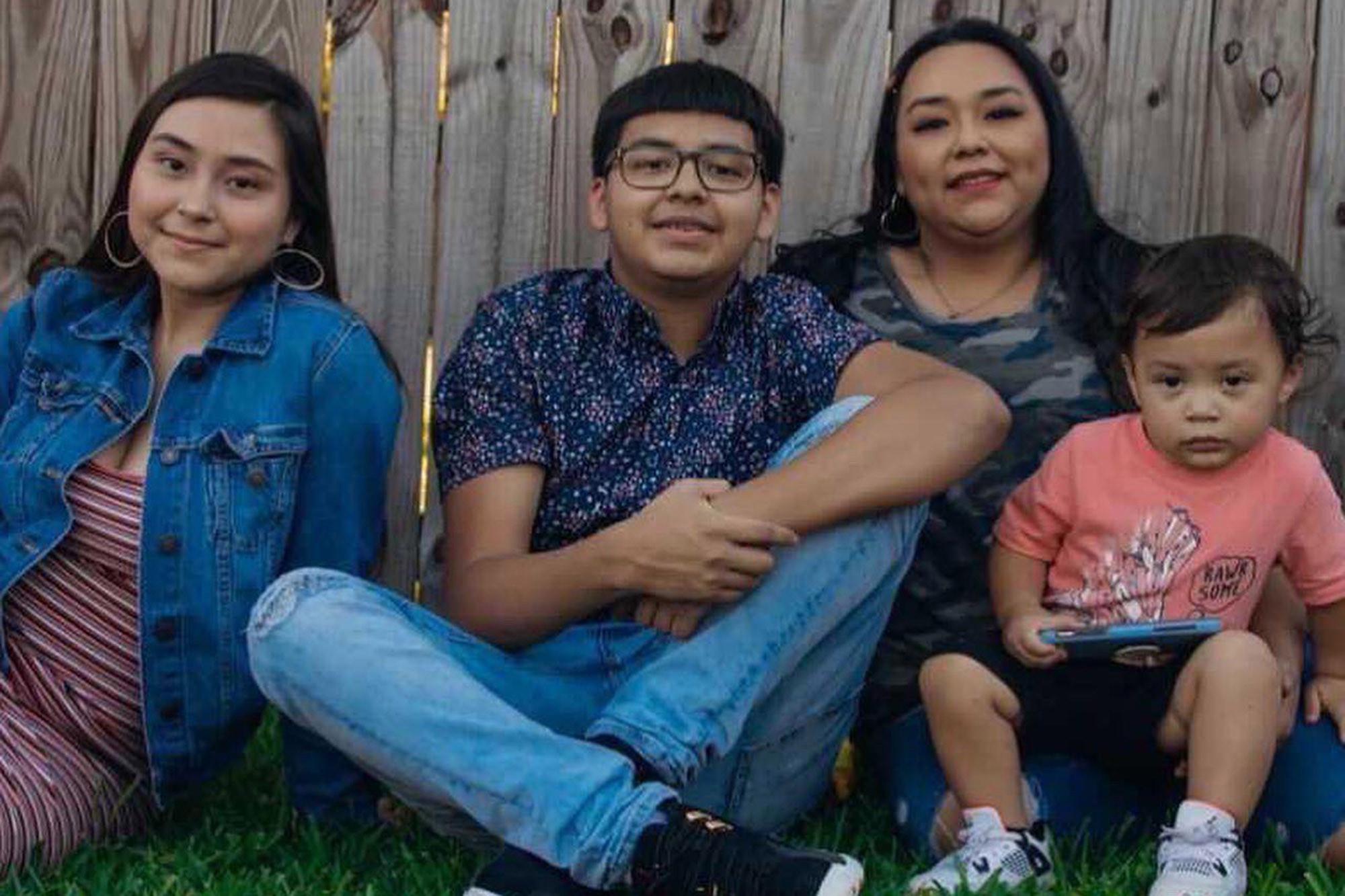 Erica Hernandez Houston missing mom