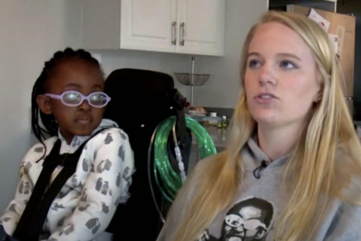 Sophie Hartman Seattle foster mom