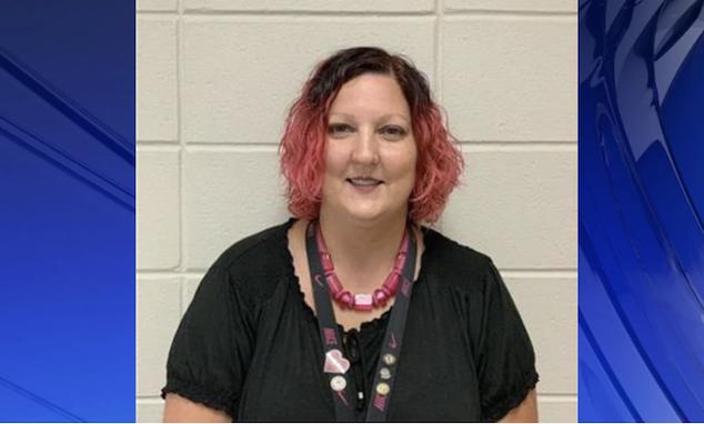 Leslie Gillespie Alabama teacher kills self
