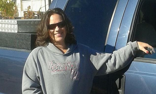 Krista Gneiting Rigy Idaho teacher