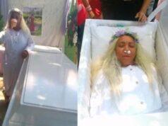Mayra Alonzo funeral