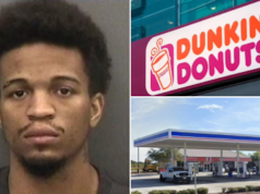 Corey Pujols Dunkin Donuts manager